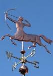 Centaur-Weathervane-Galloping-P