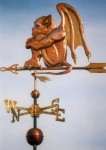 Gargoyle-Weathervane-Fierce-P