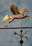 Pegasus-Weathervane-Flying-P