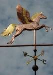 Pegasus-Weathervane-Flying-P
