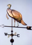 Turkey-Weather-Vane-Standing-P