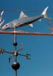 Bonefish Weather Vane
