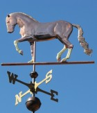 Horse-Weathervane-Passage-052409-W1