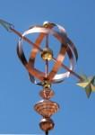 Armillary-Sphere-Weathervane-W1