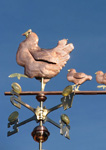 Hen-Weathervane-with-Chicks-and-Eggs-tn
