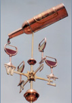 Wine-Weathervane-with-Bottle-and-Four-Glasses-tn