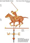 Polo-Horse-Weathervane-Design-V2- 040615-W1