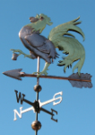 Rooster-Weathervane-Crowing-081215-T1