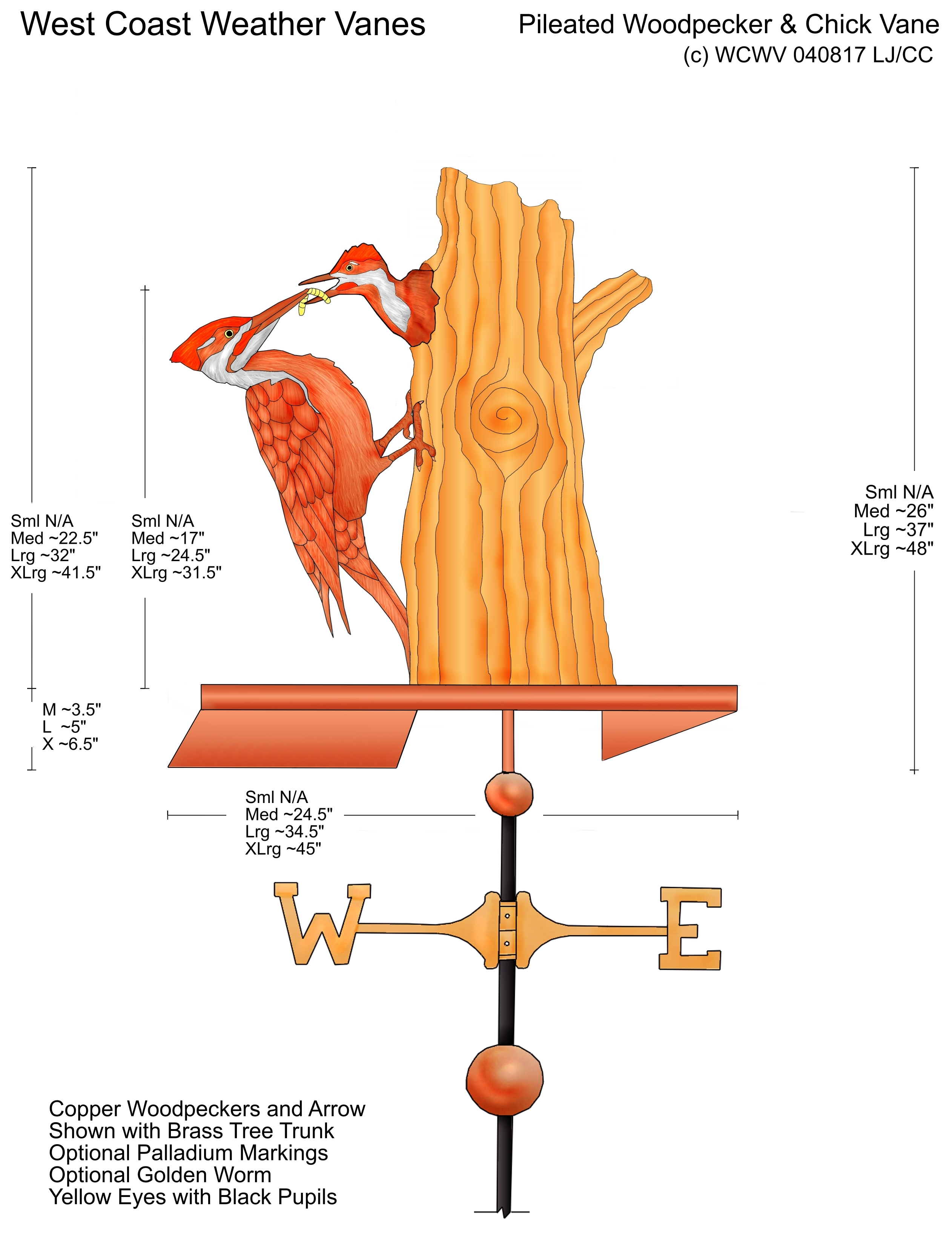 Here\'s what we\'re up to! - West Coast Weathervanes